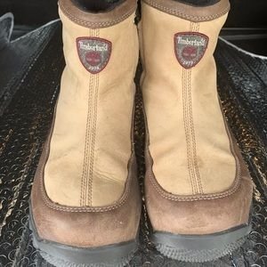 preowned timberland nanook weatherproof boots